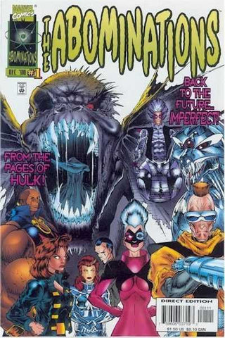 ABOMINATIONS #1