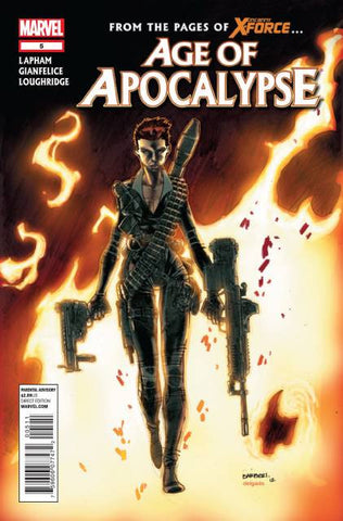 AGE OF THE APOCALYPSE #05