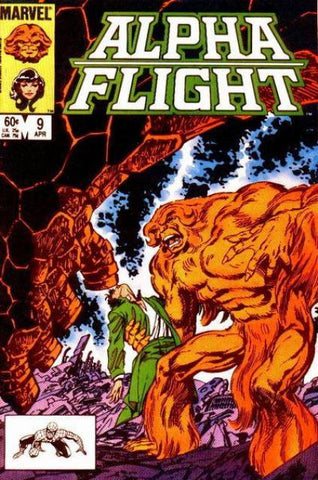 Alpha Flight Vol. 1 #009