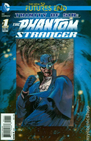 Phantom Stranger (New 52) Futures End #1