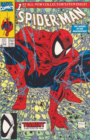 Spider-Man Vol1 #1