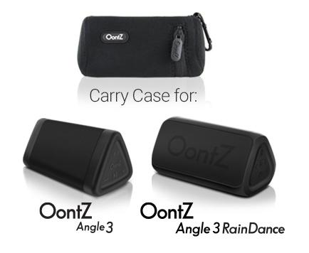 OontZ Angle 3 and Angle 3 RainDance Speaker Carry Case