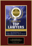Arizona Top Rated Lawyers 2020