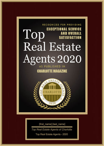 Charlotte Top Real Estate Agents 2020