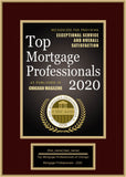 Chicago Top Mortgage Professionals 2020