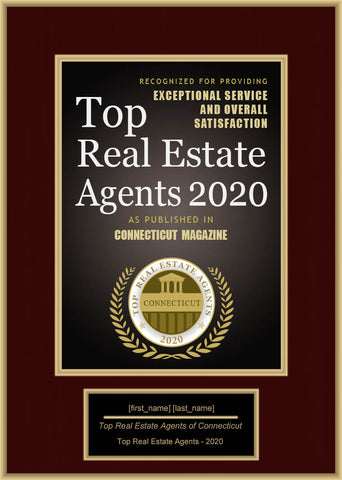 Connecticut Top Real Estate Agents 2020