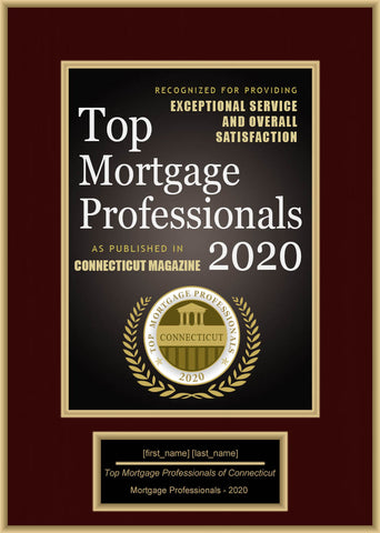 Connecticut Top Mortgage Professionals 2020