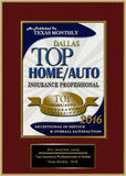 Dallas Top Insurance Professional