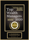 Detroit Top Wealth Managers 2020