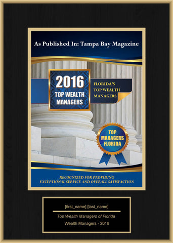 Florida Top Wealth Managers