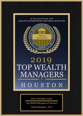 Houston Top Wealth Managers