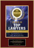 Kansas Top Lawyers 2020