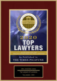 Louisiana Top Rated Lawyers 2020