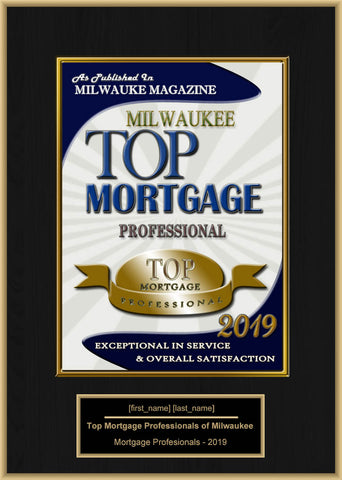 Milwaukee Top Mortgage Professional