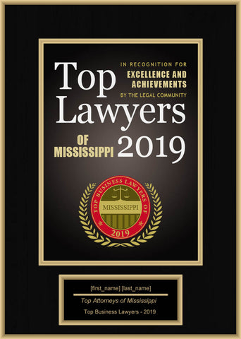 Mississippi Top Business Lawyers