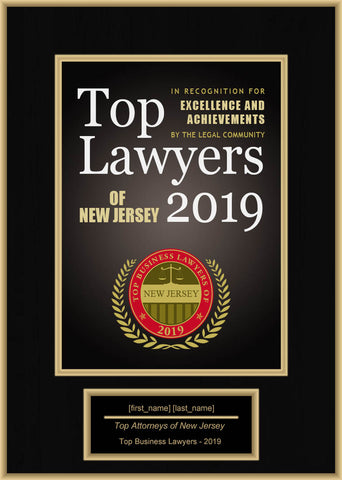 New Jersey Top Business Lawyers