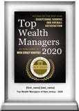 New Jersey Top Wealth Managers 2020