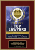 New York Area Top Rated Lawyers 2020
