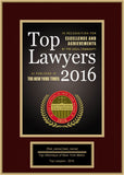 New York Metro Top Lawyers