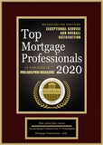 Philadelphia Top Mortgage Professionals 2020