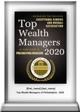 Philadelphia Top Wealth Managers 2020