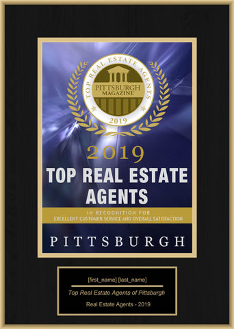 Pittsburgh Top Real Estate Agents