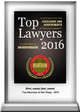 San Diego Top Lawyers