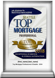 Seattle Top Mortgage Professional