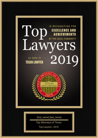 Texas Top Rated Lawyers