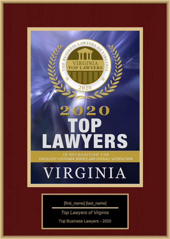 Virginia Top Business Lawyers 2020