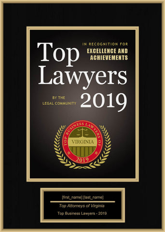 Virginia Top Business Lawyers