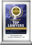 Washington D.C. Top Lawyers 2020
