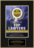 Washington Top Lawyers 2020