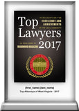 West Virginia Top Lawyers