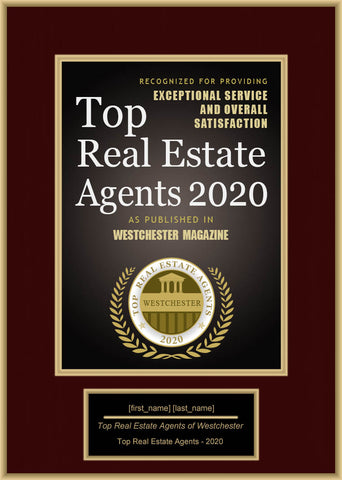 Westchester Top Real Estate Agents 2020