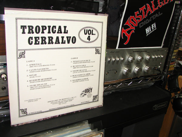 "Tropical Cerralvo JOE 3025 ""Aprietala"""