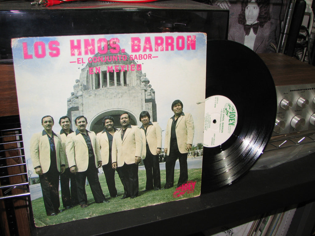 "Hnos Barron JOE 3013 ""En Mexico"""