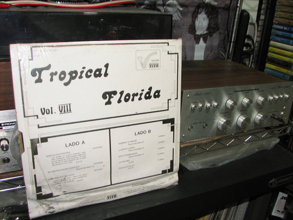 "Tropical Florida VIV 31 ""Nostalgia Chicana"""