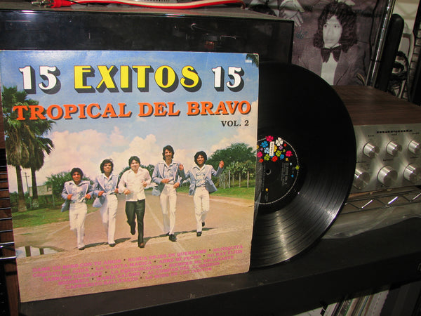 "Tropical del Bravo TBL 70939 ""15 Exitos 2"""