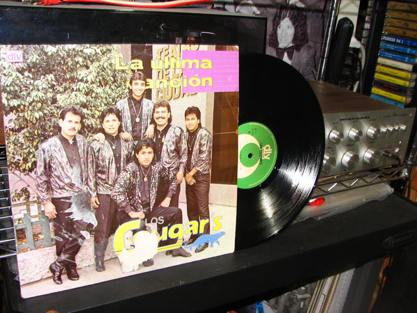 "Los Cougar's DLV 419 ""La Ultima Cancion"""