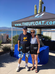 UFLOAT upside down life jacket ready set wear it
