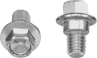 BOLT 10/PK SHOULDER FORK GUARD BOLT1.0X11MM SUZ PART# 024-12611 NEW
