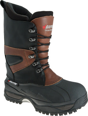 BAFFIN BAFFIN APEX BOOT SZ 8 BLK/BARK PART# 4000-1305-08