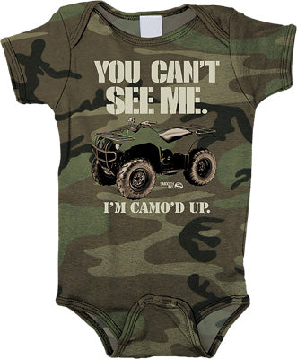 SMOOTH CAN'T SEE ME ROMPER 6/12M PART# 1635-102