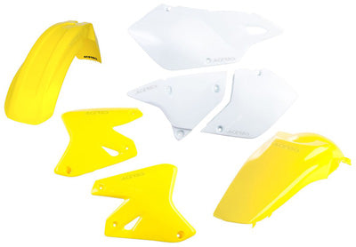 ACERBIS (SPEC ORD) PLASTIC KIT (YELLOW) 2041080206