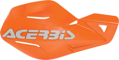 ACERBIS 1972-2005 HUSQVARNA CR 250 UNIKO HANDGUARD 16 ORANGE/WHITE 2041781362