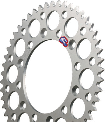 RENTHAL REAR SPROCKET ALUMINUM 53T PART# 123U-520-53GYSI NEW