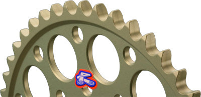 RENTHAL REAR SPROCKET ROAD 36T PART# 435U-525-36P-HA NEW