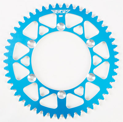 FLY RACING SPROCKET REAR 50 BLUE PART NUMBER 208-50 BLU