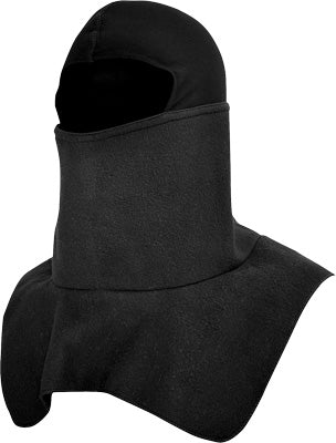 ZAN BALACLAVA FLEECE SPANDEX CROWN BLACK PART# WB114S